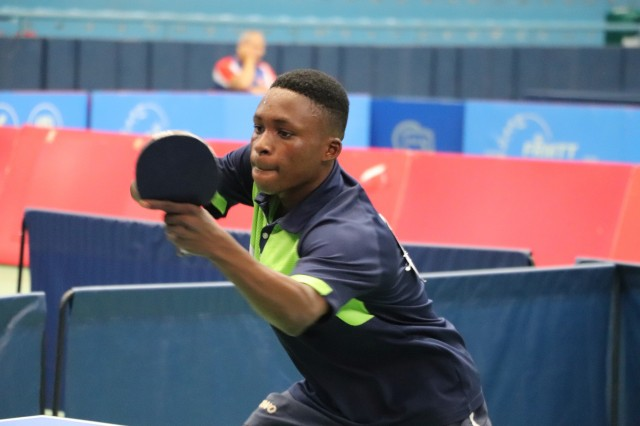 Okanlawon, Akeem advance to ITTF World Hopes Challenge