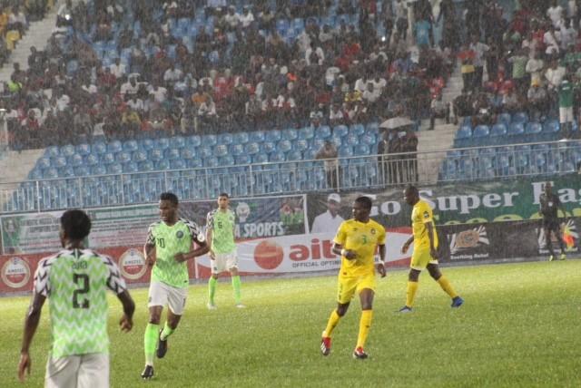 AFCON 2019: Nigeria, Zimbabwe draw 0-0 in Asaba