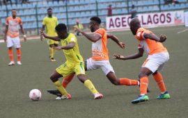 NPFL19Playoffs: Lobi Stars, Enyimba off to winning starts