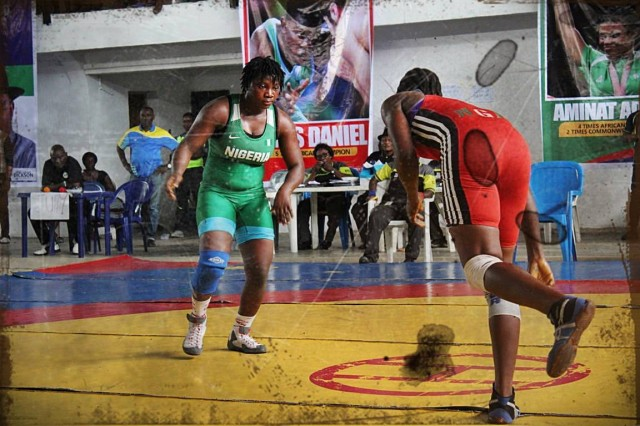 Wrestling: Sunmisola Balogun qualifies for All Africa Games