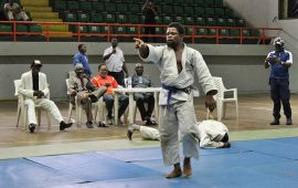 2019 AAG Judo Trials: Fatima Bashir, others qualify