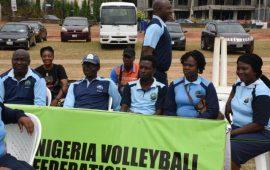 Beach V/ball: Nigeria Volleyball Federation to train 40 coaches