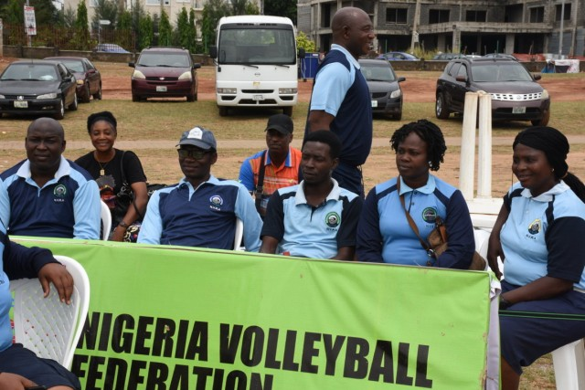 Beach V/ball: Nigeria Volleyball Federation to train 40 coaches