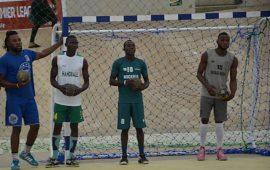 Nigeria arrive Georgia for IHF Emerging Nations