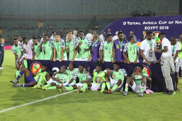 AFCON2019: Ighalo claims third place for Nigeria