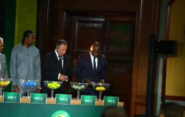 AFCON2021Q: Nigeria drawn against Benin, two others