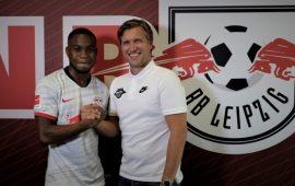 Bundesliga: Ademola Lookman rejoins Leipzig