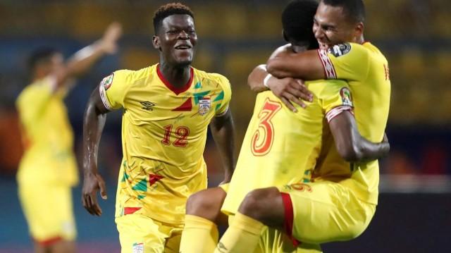 Benin Rep stun Morocco to reach AFCON2019 quarterfinals
