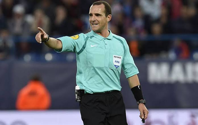 AFCON2019: French referee for Nigeria/South Africa clash