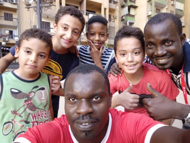 AFCON Diary 3&4: Lets talk about driving in Egypt