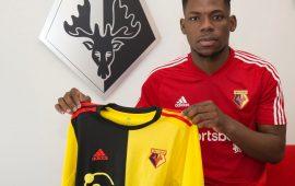 Nigeria U20 International Dele-Bashiru joins Watford