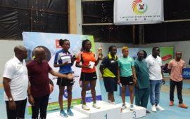 Bello wins NTTF National Women Singles Open C'ship