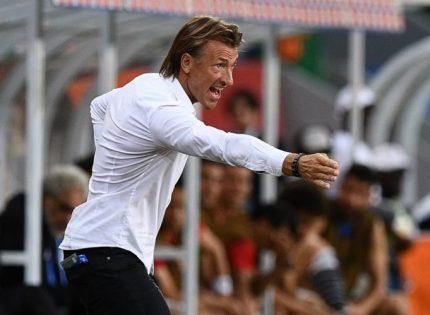 Morocco coach Hervé Renard