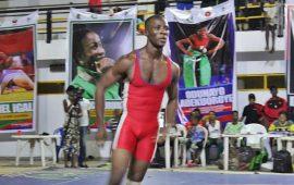 Julius Adekunle defeats two National champions