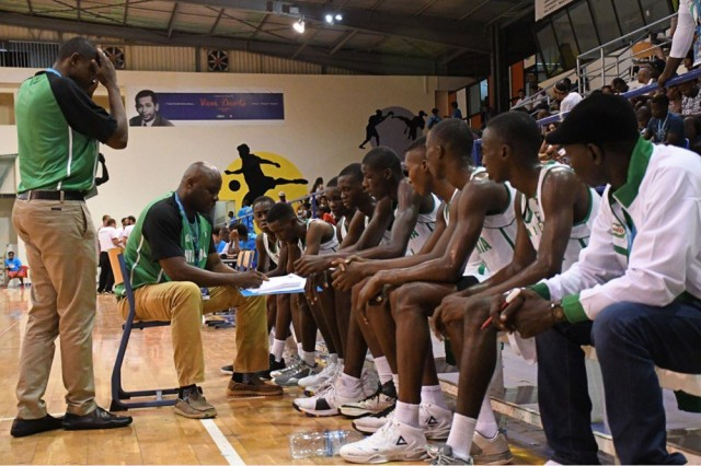 FIBA U16 Africa C'Ships: Junior Tigers bounce back