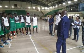 FIBA AfroCan: Odaudu invites 14 for Bamako