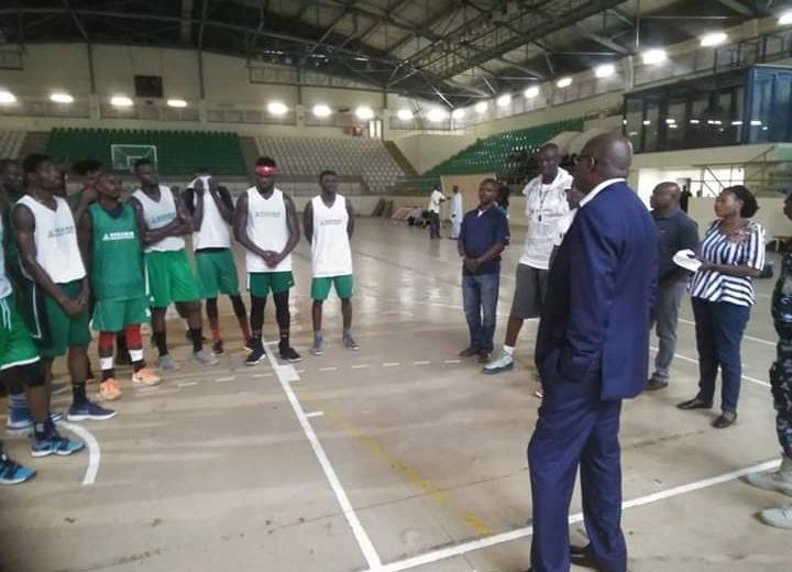 FIBA AfroCan: Odaudu invites 14 for Bamako
