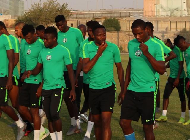 AFCON2019: Musa, Ighalo struggling for Algeria clash
