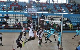 V/ball League: Immigration impounded by Police on Day 2