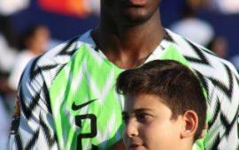 AFCON2019: Ola Aina faces Gernot Rohr's axe