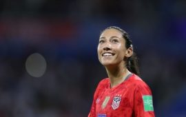 FIFAWWC: I channelled my inner Carli Lloyd – Press