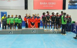 Ahly, ENPPI dominate African Table Tennis Club C'Ships