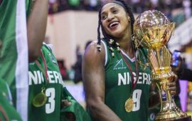 Aisha Mohammed: This is my last Afrobasket Women