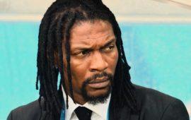 Rigobert Song in line for Indomitable Lions job