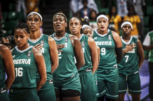 D'Tigress in Group A of the African Olympics Pre-Qualifiers