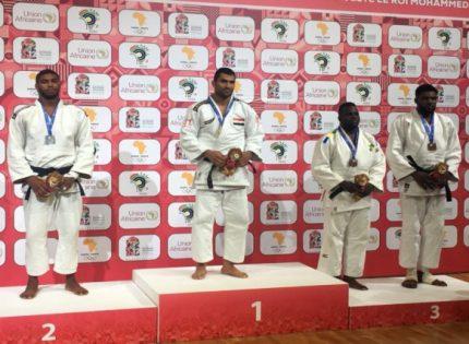 Egypt Jodo athlete