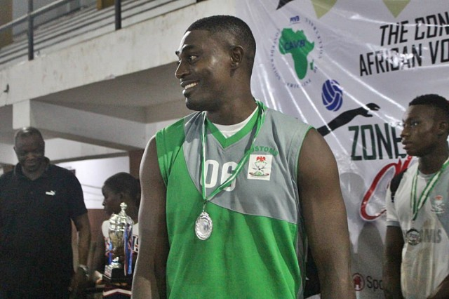 Matthew Ejeh: I have paid my dues in Nigeria Volleyball