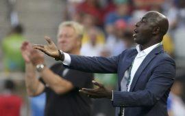 FIFA hand Nigerian Samson Siasia life ban