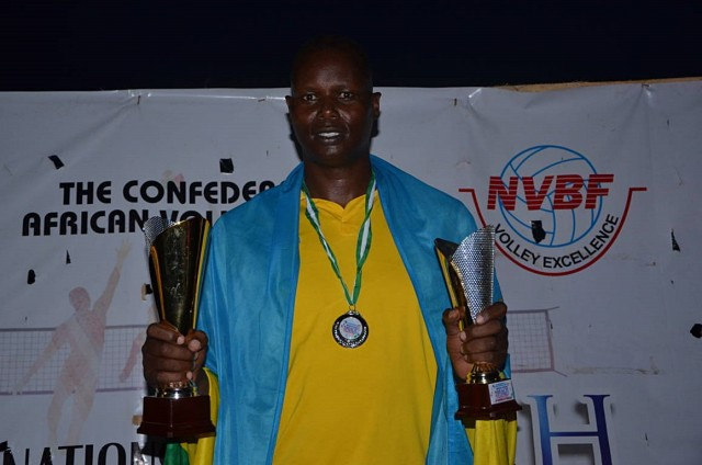 AAG 2019: Bitok is Kenya women's volleyball head coach