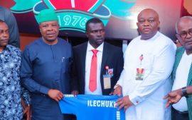 NPFL: Ilechukwu promises balanced equation at Heartland