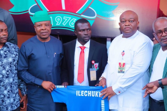 NPFL: Ilechukwu promises balanced equation at Heartland