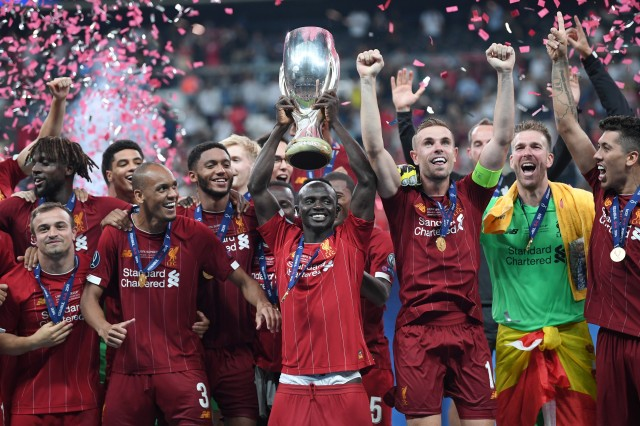 Super Cup: Sadio Mane and Adrian inspire Liverpool to  victory