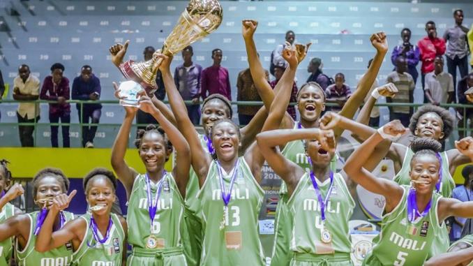 Mali clinch FIBA U16 Women Africa Championship