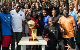 Masai Ujiri calls for refurbishment of National Stadium Lagos