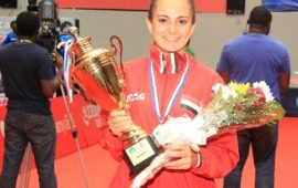 ITTF Africa Cup: Assar, Meshref qualify for World Cup