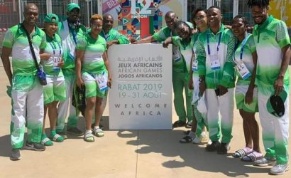 2019 African Games: Nigeria, Egypt progress in table tennis