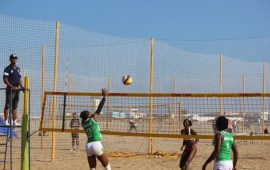African Games: Nigeria teams through to the quarterfinals