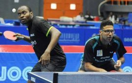 ITTF Africa Cup: Quadri, Assar in semi-final battle