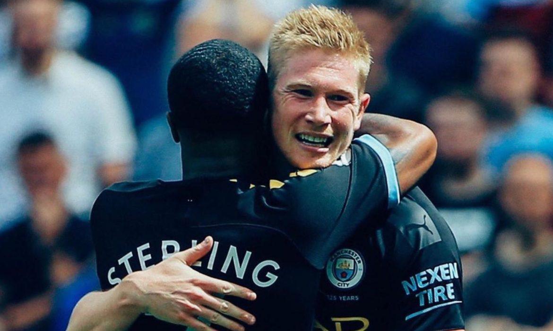 Sterling, 5-star Man City the biggest winners as new PL season starts