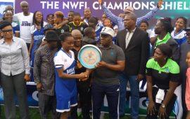 Champions Shield: Bayelsa Queens edge Rivers Angels