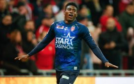 Bundesliga: Liverpool star Awoniyi joins Mainz on loan