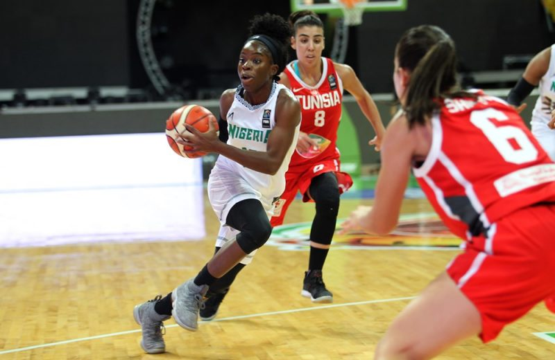 Afrobasket Women: D'Tigress in blow out win over Tunisia