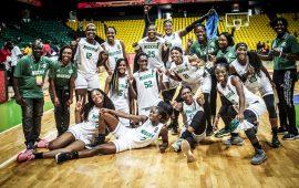 Afrobasket Women: D'Tigress humiliate DR Congo to reach semis
